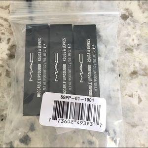 Mac Huggable Lipcolour Bundle